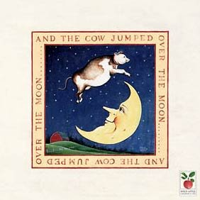 cow jump over the moon