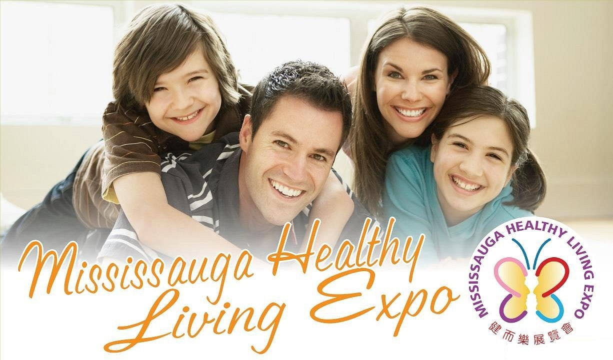 Mississauga Healthy Living Expo 2014 image from www.cpbexpo.com
