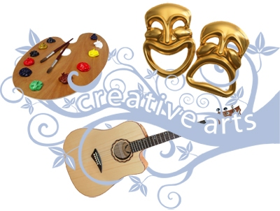 Creative Arts Google image from http://www.kings-grove.cheshire.sch.uk/website/images/subjects/creative_arts/creative_arts_logo.jpg