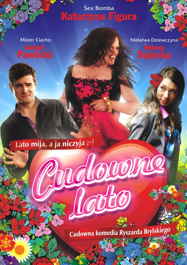Cudowne Lato / Wonderful Summer (2010) Movie Poster Google image from http://berlin.dubbingoff.com/images/dbimages/film_7505_original_1.jpg