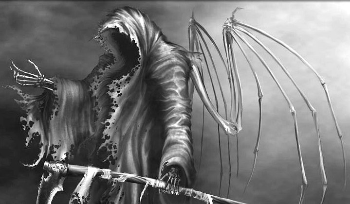 Angel of Death Google image from http://s3.amazonaws.com/rapgenius/1358035529_Angel-of-Death1.jpg