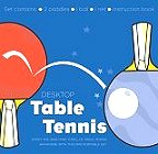 Desktop Table Tennis (Hardcover) by Andrew Kirk
