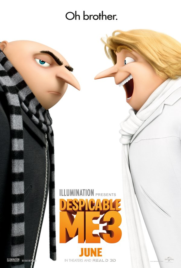 Despicable Me 3 (2017) Movie Poster Google image from http://www.joblo.com/movie-posters/2017/despicable-me-3