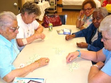 Domino Players