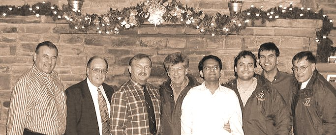 Docs on Ice 2001 Committee Members