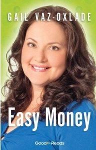 Easy Money by Gail Vaz-Oxlabe image from http://www.gailvazoxlade.com/books.html