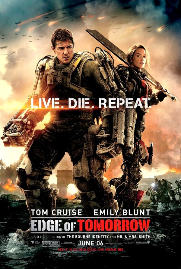 Edge of Tomorrow Movie Poster Google image from http://www.impawards.com/2014/posters/edge_of_tomorrow_ver5_xlg.jpg