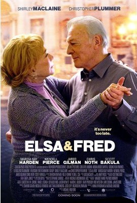 Elsa and Fred 2014 Movie Poster Google image from http://www.impawards.com/2014/thumbs/sq_elsa_and_fred.jpg