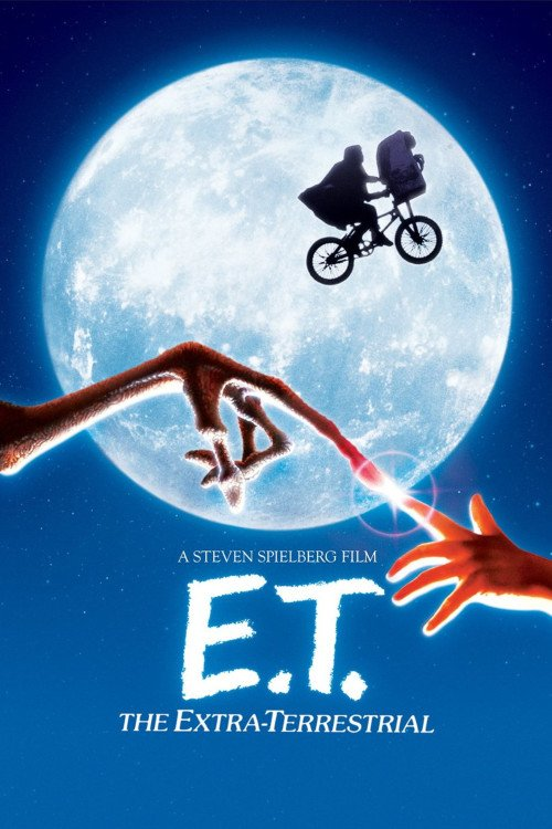 E.T. the Extra-Terrestrial (1982) Movie Poster Google image from http://thegalileo.co.za/movies/e-t-the-extra-terrestrial/