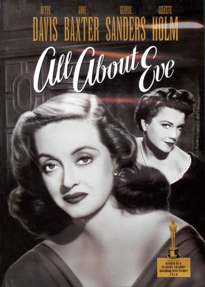 All About Eve (1950) Movie Poster Google image from http://images.moviepostershop.com/all-about-eve-movie-poster-1950-1020458799.jpg