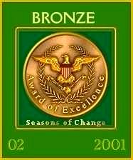 Bronze Award of Excellence