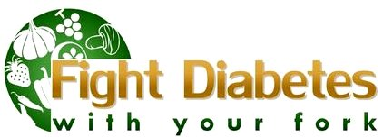 Fight Diabetes with Your Fork logo image from https://www.eventbrite.ca/e/fight-diabetes-with-your-fork-tickets-9210231049