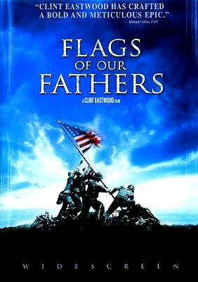 Flags of Our Fathers Movie Poster Google image from http://www.iceposter.com/thumbs/MOV_9432156f_b.jpg