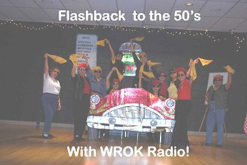 Flash Back to the 50's with WROK Radio