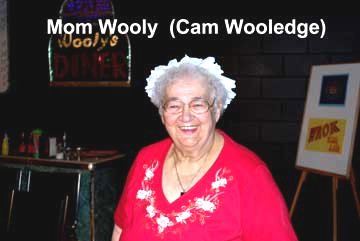 Flash Back to the 50's Mom Wooly - Cam Wooledge
