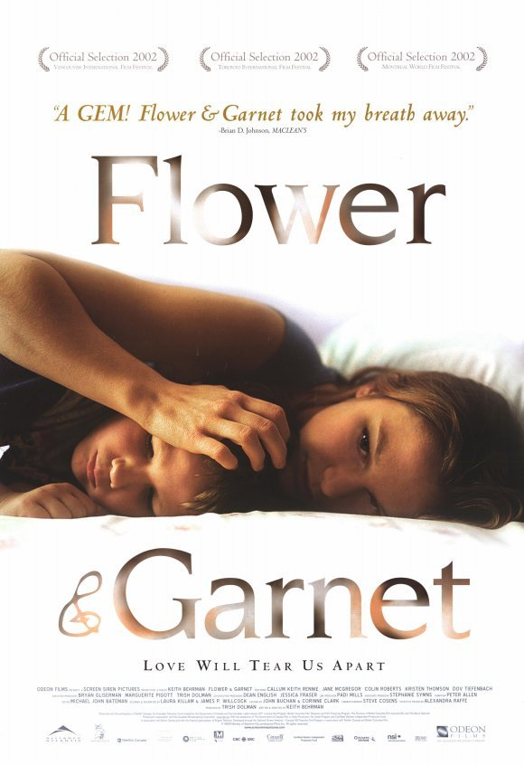 Flower and Garnet: Love Will Tear Us Apart Google image from http://images.moviepostershop.com/flower-and-garnet-movie-poster-2002-1020203822.jpg