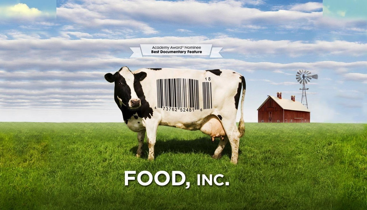 Food Inc. Google image from http://www.foodincmovie.com/img/site/background_home-01.jpg