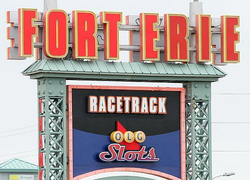 Fort Erie Race Track and Slots Google image from http://www.niagarafallsreview.ca/ArticleDisplay.aspx?e=3129924