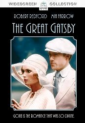Great Gatsby 1974 Movie DVD Starring: Robert Redford, Mia Farrow, Director: Jack Clayton, Rating: PG