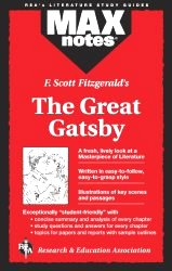 F. Scott Fitzgerald's The Great Gatsby (MAXNotes Literature Guides)