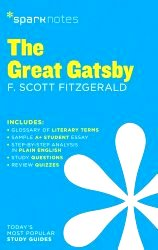 The Great Gatsby SparkNotes Literature Guide (SparkNotes Literature Guide Series)