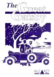 Wizard Study Guide The Great Gatsby (Cambridge Wizard English Student Guides)