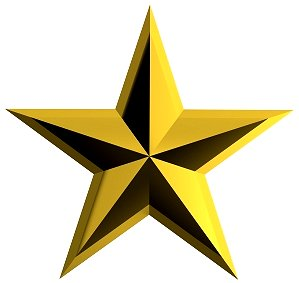 Gold Star Google image fromhttp://felineclipart.com/clipart/8i65ByRMT.htm
