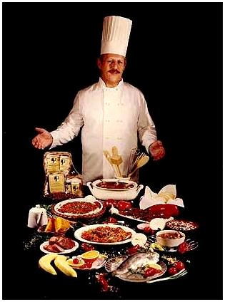 Gourmet Chef Google image from http://www.chefhansgourmetfoods.com/images/hans.jpg
