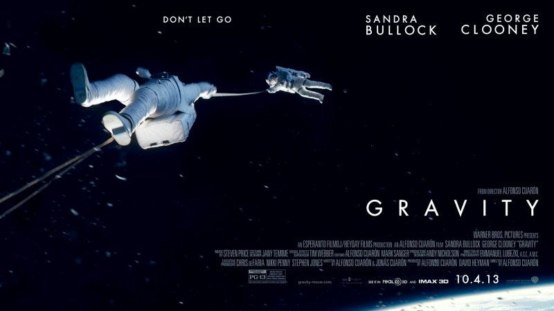 Gravity (2013) Movie Poster Google image from http://www.impawards.com/2013/gravity_ver4_xlg.html