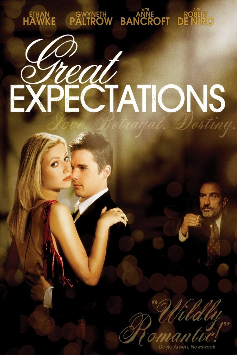 Great Expectations Google image from http://www.dvdsreleasedates.com/posters/800/G/Great-Expectations-1998-movie-poster.jpg