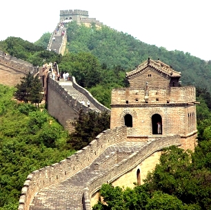 The Great Wall of China Google image from http://robinallanjones.com/wp-content/uploads/2011/04/great_wall_of_china1.jpg