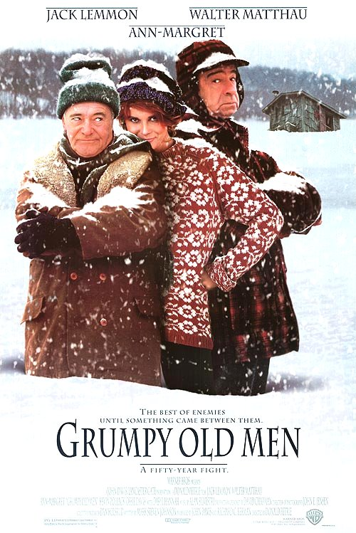 Grumpy Old Men (1993) Movie Poster Google image from https://www.movieposter.com/posters/archive/main/105/MPW-52908
