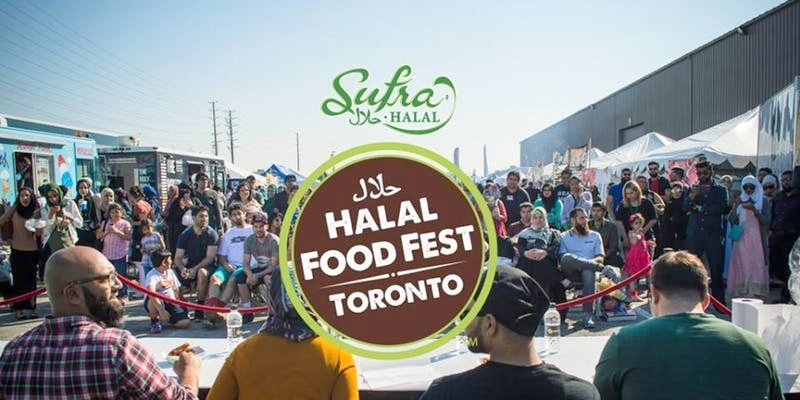 Sufa Halal Food Festival Toronto Google image from https://www.facebook.com/HalalFoodFestTO/