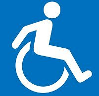 Handicapped Logo Google image from http://www.bushprisby.com/disabled_logo/handicapped_logo_4.jpg