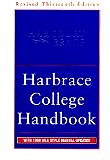 Harbrace College Handbook : With 1998 MLA Style Manual Updates, 13th Revised Edition (Hodges Harbrace Handbook) by John C. Hodges
