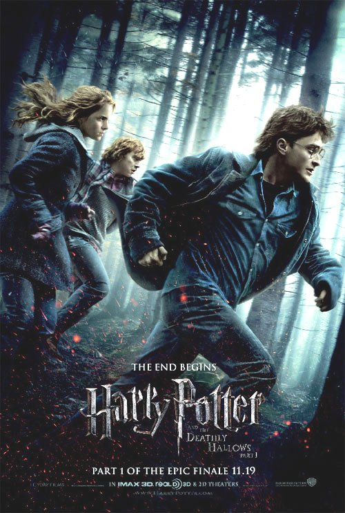Harry Potter and the Deathly Hallows Part 1 Google image from http://images.wikia.com/harrypotter/images/6/65/Harry-Potter-and-the-Deathly-Hallows-Part-1-poster.jpg