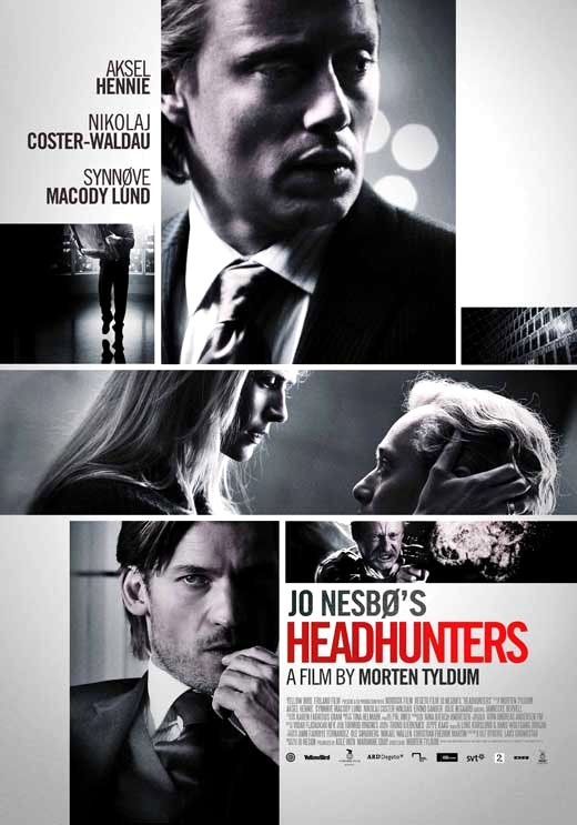 Headhunters Movie Poster Google image from http://www.weeatfilms.com/wp-content/uploads/2012/06/headhunters-movie-poster.jpg