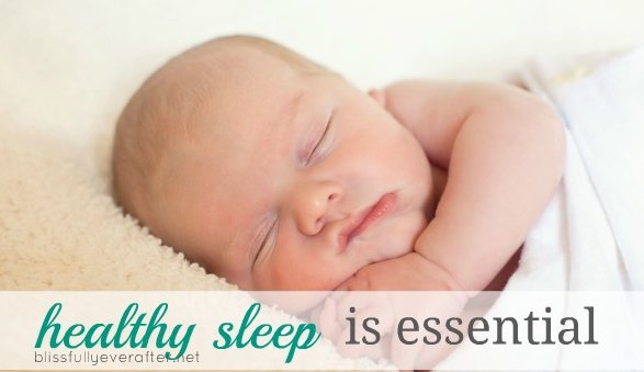 Healthy Sleep Is Essential Google image from  http://www.somewhatsimple.com/wp-content/uploads/2012/08/Healthy-Sleep.jpg