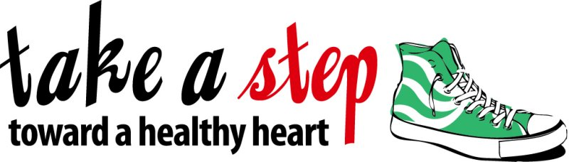 Heart Healthy Walk Take a Step Toward a Healthy Heart Google image from http://www.southcoast.org/news/releases/2012/032912b-HIRES.jpg