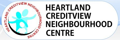 Heartland Creditview Neighbourhood Centre Logo image from heartlandcreditviewcentre.org