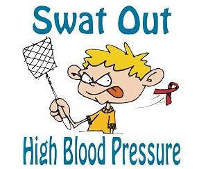 Swat out high blood pressure Google image from http://rlv.zcache.com/swat_out_high_blood_pressure_card-p137502155345581713q0yk_400.jpg