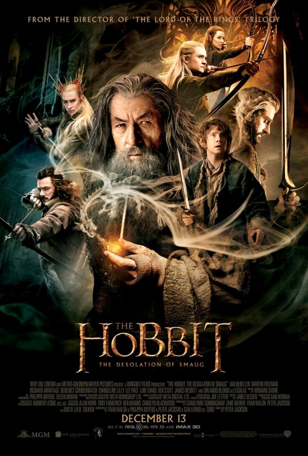The Hobbit: The Desolation of Smaug (2013) Movie Poster Google image from http://img4.wikia.nocookie.net/__cb20131104230602/lotr/images/4/42/Hobbit_the_desolation_of_smaug_ver15_xlg.jpg