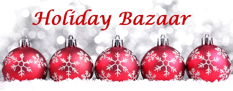 Holiday Bazaar Google image from http://www.nawbocentraljersey.org/Resources/Pictures/HolidayBazaar%20Banner.jpg