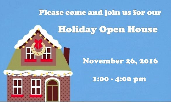 Holiday Open House Google image adapted from https://images.template.net/wp-content/uploads/2016/02/16090658/Holiday-Open-House-invitation-Cards.jpg