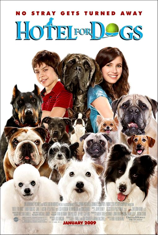 Hotel for Dogs (2009) Google image from http://www.tribute.ca/tribute_objects/images/movies/Hotel_for_Dogs/HotelForDogs.jpg