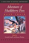 Adventures of Huckleberry Finn (Case Studies in Critical Controversy) (Paperback)  by Mark Twain (Author), James Phelan (Editor), Gerald Graff (Editor)