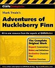 The  Adventures of Huckleberry Finn (Cliffs Complete) (Paperback)  by Mark Twain, Richard P. Wasowski (Editor)