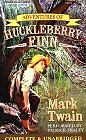 Adventures of Huckleberry Finn [UNABRIDGED] (Audio Cassette)  by Mark Twain, Patrick Fraley (Narrator)
