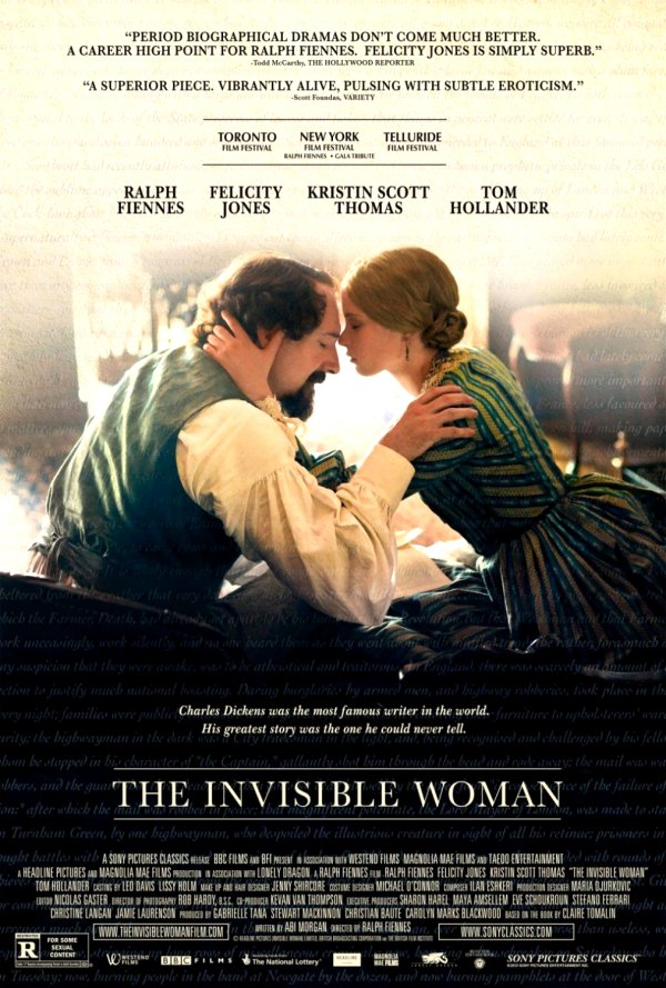 The Invisible Woman Movie Poster Google image from http://www.impawards.com/intl/uk/2013/invisible_woman_xlg.html