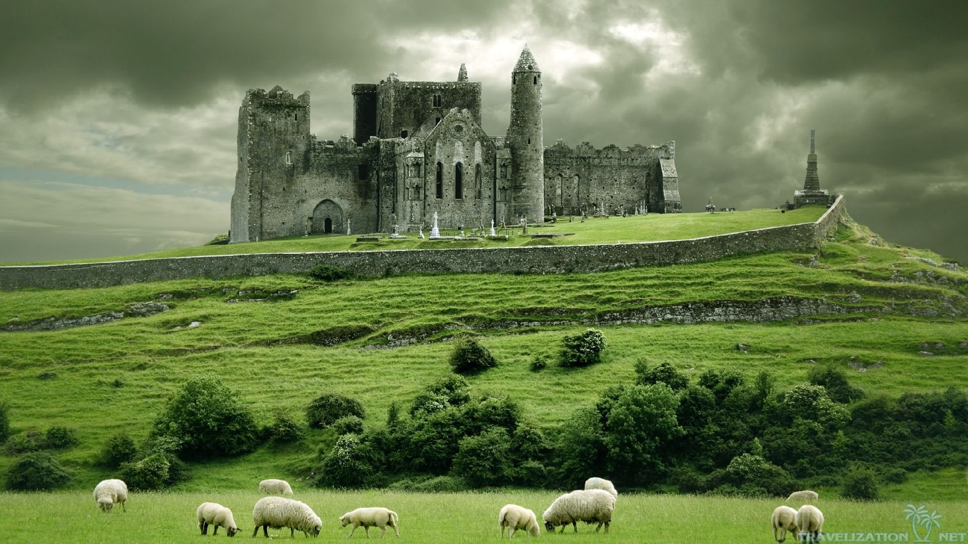 Hannah Mcdonald Goes To Ireland Castles And Sheep Google Image From Http